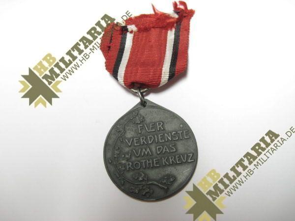 Preussen: Rot Kreuz Medaille 3. Stufe-0