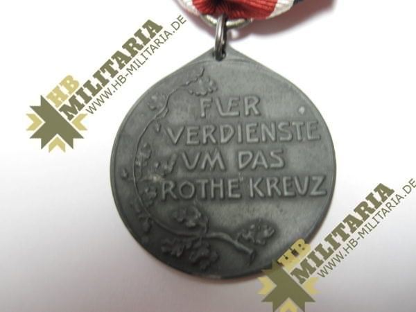 Preussen: Rot Kreuz Medaille 3. Stufe-6620