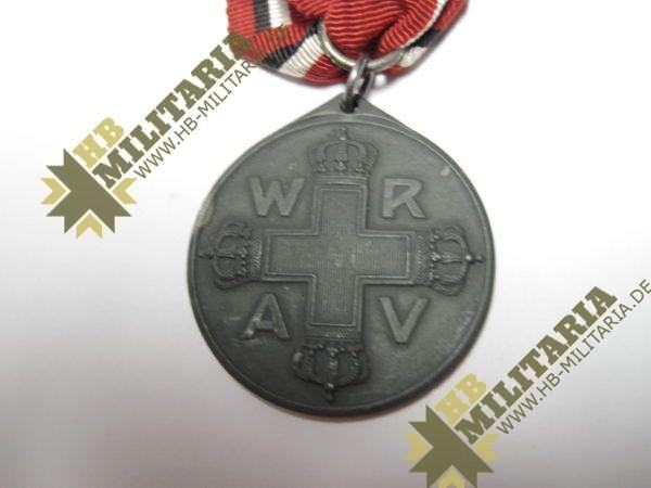 Preussen: Rot Kreuz Medaille 3. Stufe-6622