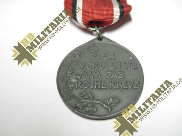 Preussen: Rot Kreuz Medaille 3. Stufe-6624