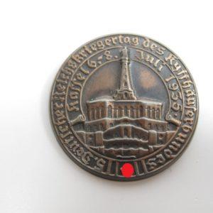 5. Deutscher Reichskriegertag Des Kyffhäuserbundes Kassel 6.-8. Juli 1935-0