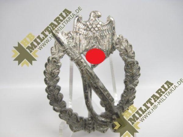 """Infanteriesturmabzeichen in Silber """"GWL""""-7282"""