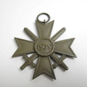 Kriegsverdienstkreuz 1939 mit Schwerter 2. Klasse-7392