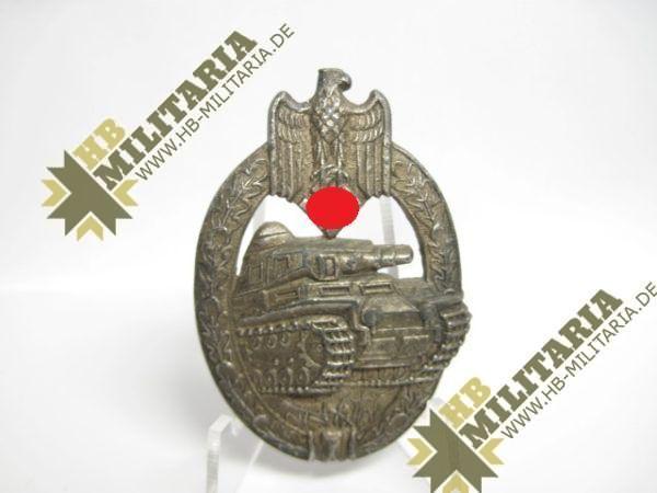 Panzerkampfabzeichen in Silber-0