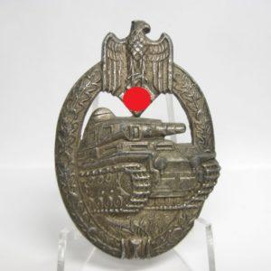 Panzerkampfabzeichen in Silber-7448