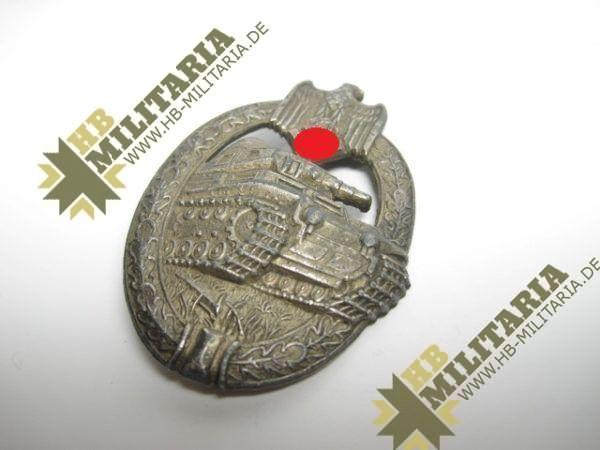 Panzerkampfabzeichen in Silber-7449
