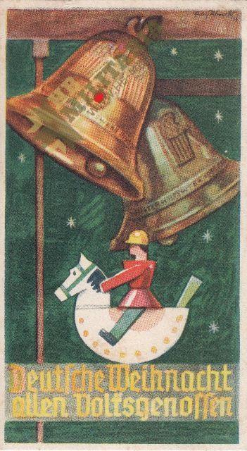 WHW Deutsche Weihnacht allen Volksgenossen 1935/1936-0