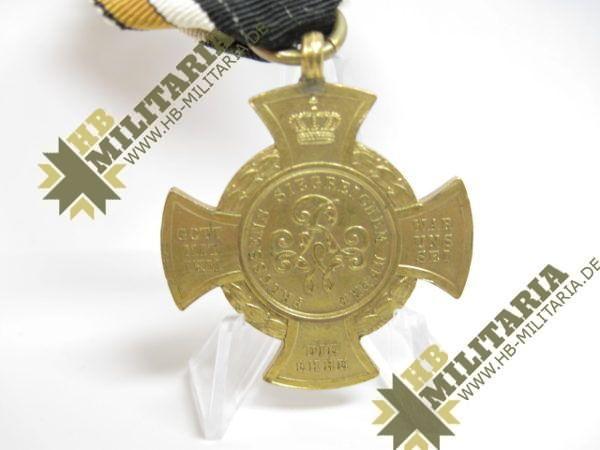 Preußen: Erinnerungskreuz den Treuen Kriegern 1866-7568