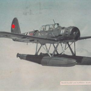 Aufklärer Arado 196. Bordfliegergruppe 196.-0