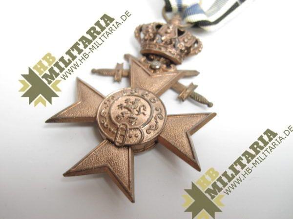 Bayern: Militärverdienstkreuz 3. Klasse mit Schwerter und Krone-7795