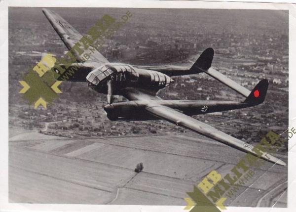 Foto Focke Wulf FW 189 Nah-Aufklärer-0