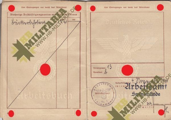 Arbeitsbuch Raum Usedom/ Heringsdorf/ Swinemünde-7888