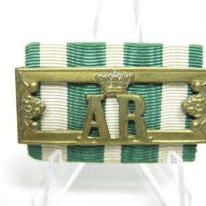 Sachsen Landwehr Dienstauszeichnung 2. Klasse-0
