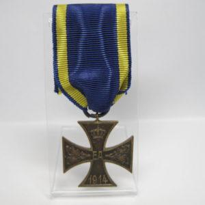 Braunschweig: Kriegsverdienstkreuz 2. Klasse am Band-0