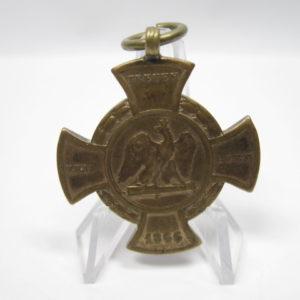 Preussen: Erinnerungskreuz 1866 den treuen Kriegern-0