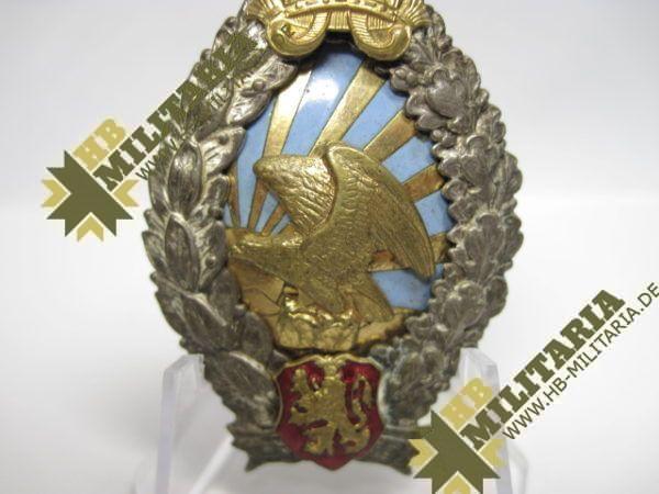 Luftwaffe: Bulgarien Beobachterabzeichen/ България Наблюдателите значка-9245