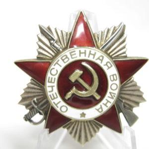 Sowjetunion: Orden des Vaterländischen Krieges 2. Klasse-9308