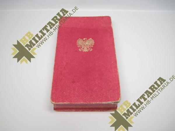 Polen: Orden Polonia Restituta Ritter 1944-9385