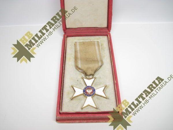 Polen: Orden Polonia Restituta Ritter 1944-0