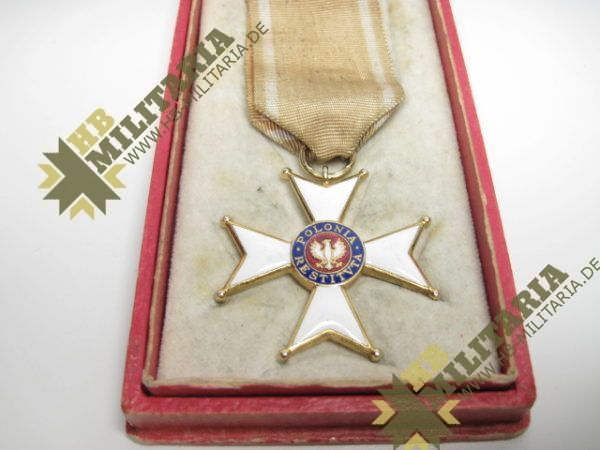 Polen: Orden Polonia Restituta Ritter 1944-9373
