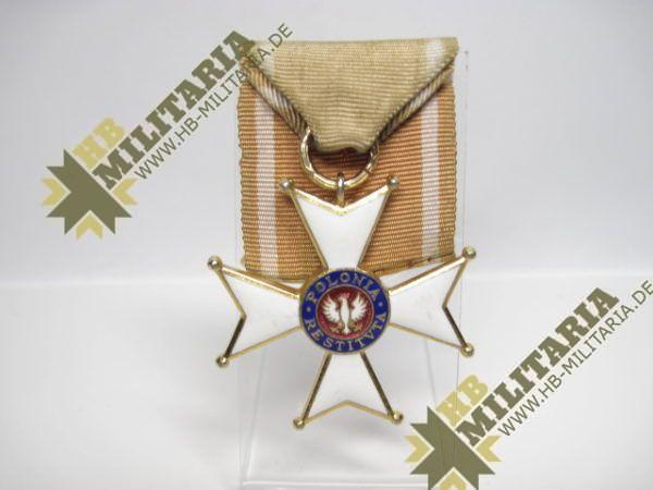 Polen: Orden Polonia Restituta Ritter 1944-9378