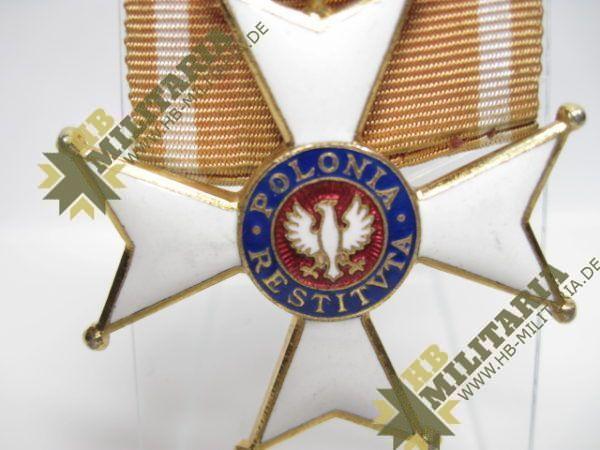 Polen: Orden Polonia Restituta Ritter 1944-9380