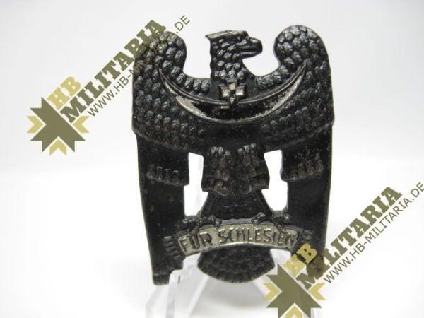 Schlesisches Bewährungsabzeichen 1.Klasse Schlesischer Adler Orden-0
