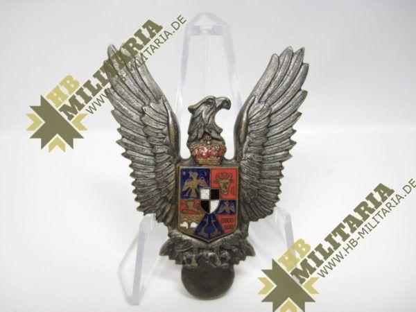 Königreich Rumänien Flugzeugführerabzeichen aus WK II-0