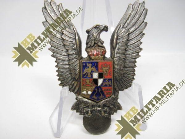 Königreich Rumänien Flugzeugführerabzeichen aus WK II-9532
