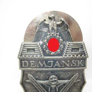 Ärmelschild Demjansk 1942-9814