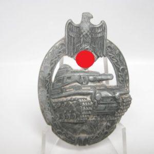 Panzerkampfabzeichen in Silber - AS-0
