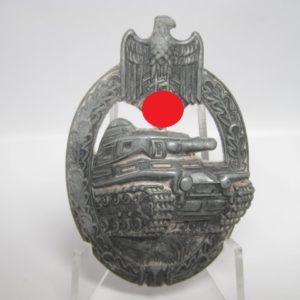 Panzerkampfabzeichen in Silber - AS-10189