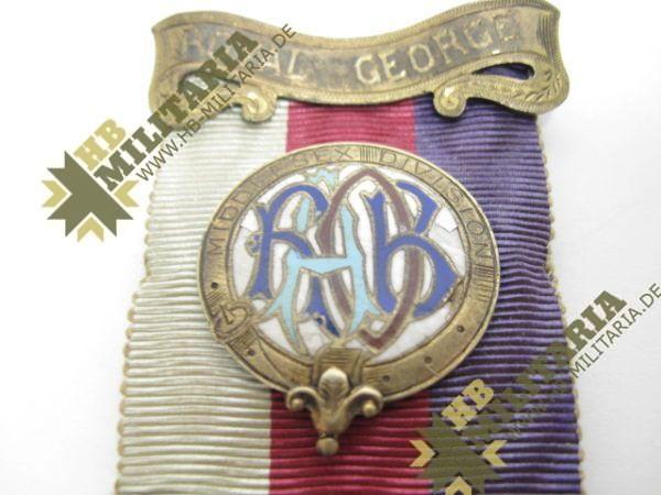 Logenabzeichen Großbritannien. Royal George 1926-10401