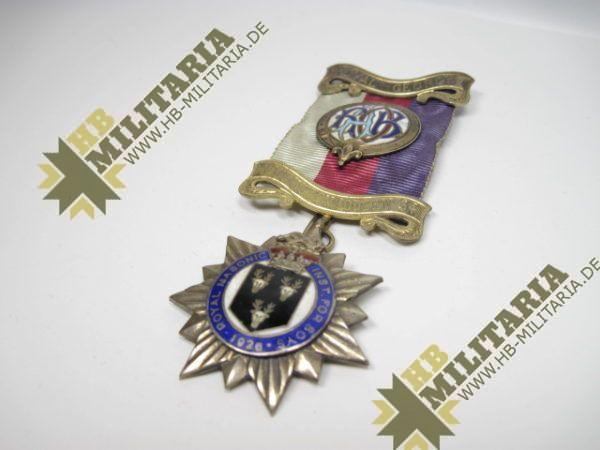Logenabzeichen Großbritannien. Royal George 1926-10407