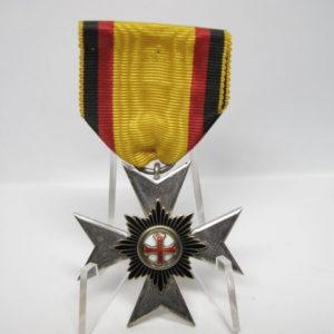 Waldeck: Verdienstorden 1896-1918, Kreuz 4. Klasse -0