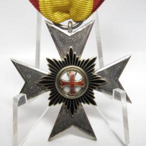 Waldeck: Verdienstorden 1896-1918, Kreuz 4. Klasse -10371