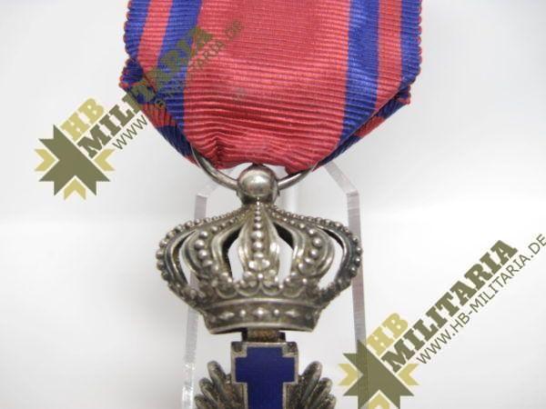 Rumänien: Orden vom Stern Rumäniens 1. Modell 1877-1932, Ritterkreuz-10443