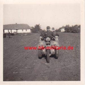 Foto Kettenkrad der Wehrmacht-0