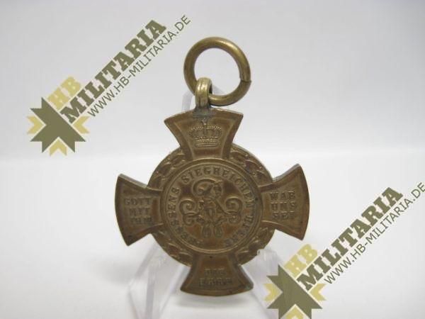 Erinnerungskreuz Preußen Königgrätz 1866-10998