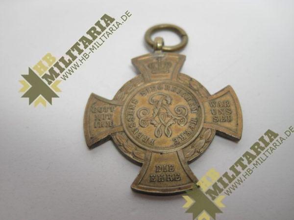 Erinnerungskreuz Preußen Königgrätz 1866-11002
