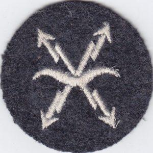 Luftwaffe Tätigkeitsabzeichen Flugmeldepersonal-0