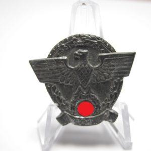 WHW Abzeichen Tag der deutschen Polizei 1942-0