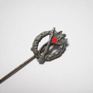 Infanteriesturmabzeichen silber Miniatur 16 mm-11184