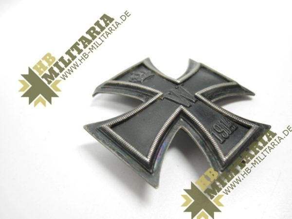 Eisernes Kreuz 1914 erste Klasse EK1. 800er-11242