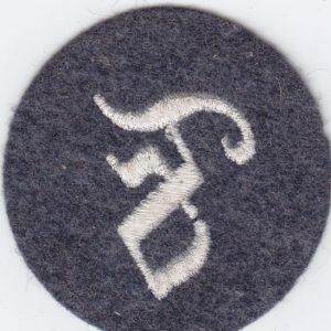 Luftwaffe Tätigkeitsabzeichen- Ärmelabzeichen Feuerwerker-11142