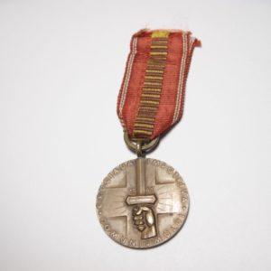 Rumänien: Medaille Kreuzzug gegen den Kommunismus 1941-0