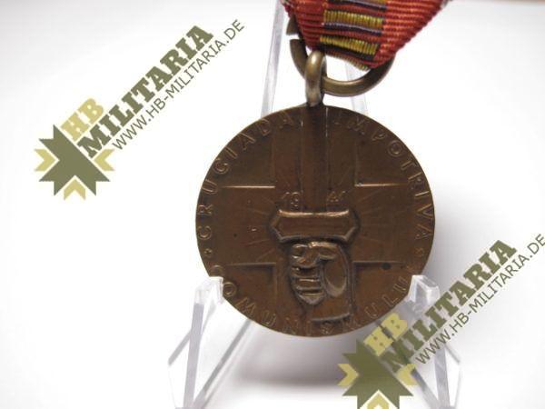 Rumänien: Medaille Kreuzzug gegen den Kommunismus 1941-11740
