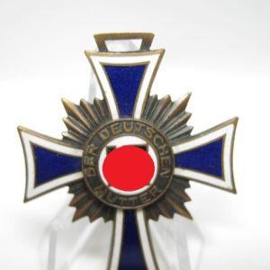 Ehrenkreuz der deutschen Mutter in bronze-11812