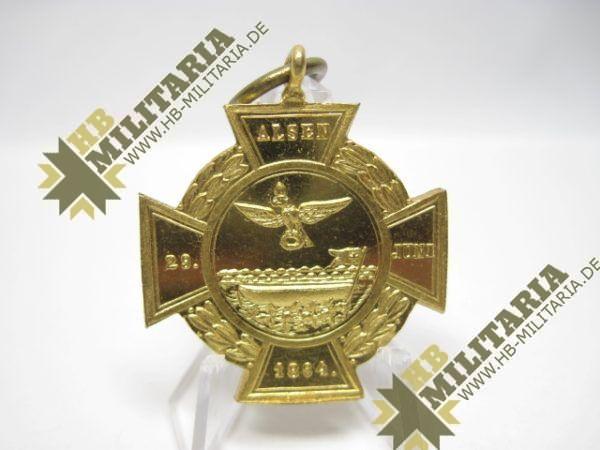 Preussen: Alsen Kreuz 1864-11849