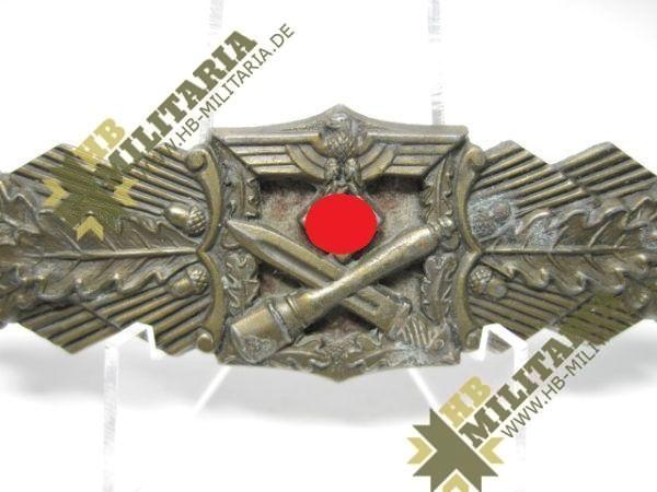 Nahkampfspange bronze-11858